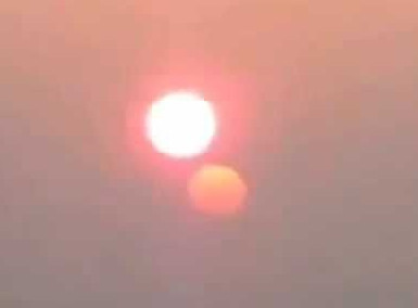 FAKE Nibiru by sun for the idiots