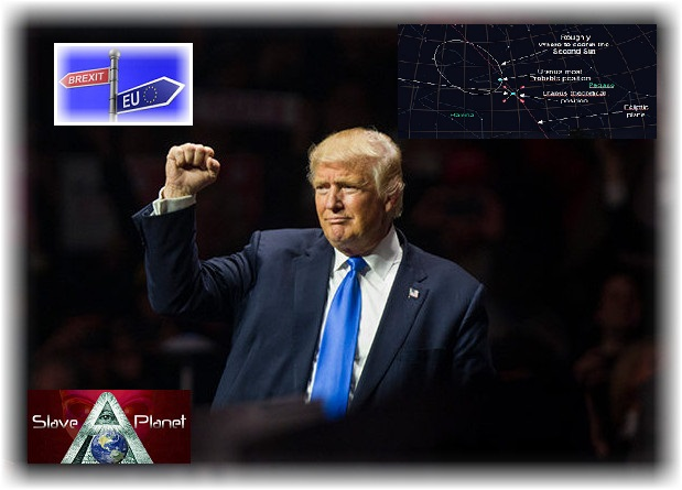 Donald TRUMP Election Victory what is worrying about it, the Points and Earth Changes