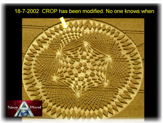 ISRAEL Destruction Crop Circles give clues and re confirm dates possibly moves on Israel