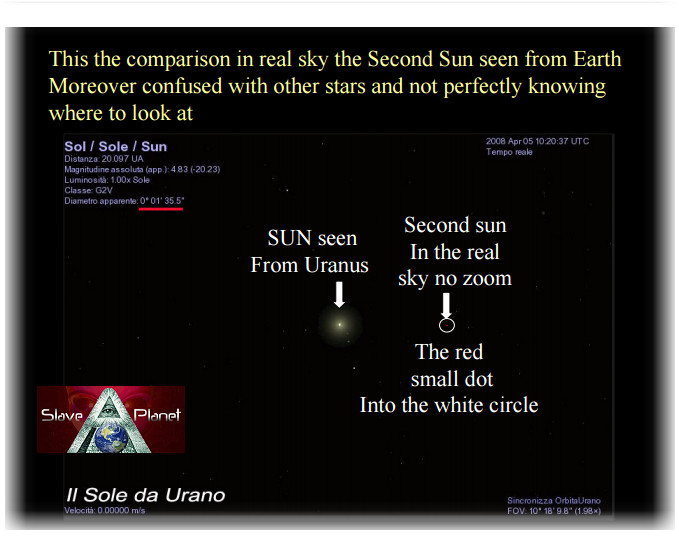 Nibiru Planet X 2nd Sun - Located  PICTURES & VIEWING Positions