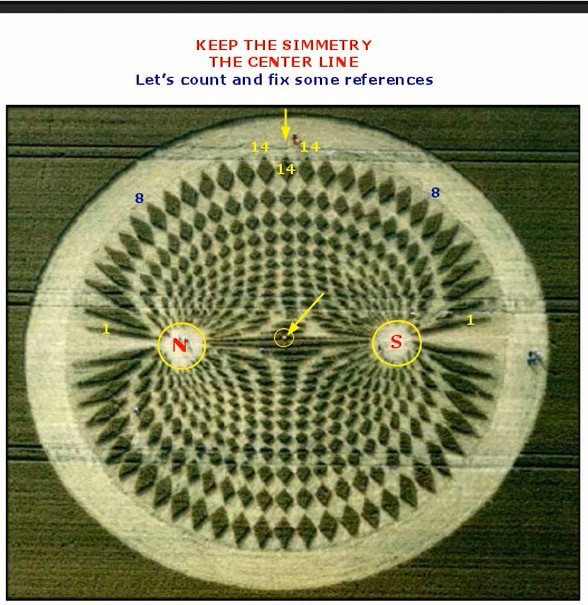 Crop Circle WARNINGS From God To all Mankind Be Prepared NOT Scared