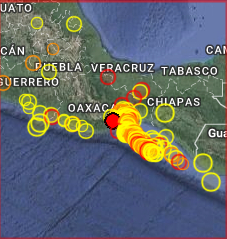 EARTHQUAKEs LATEST