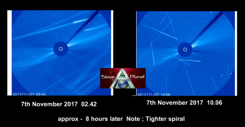 2 Latest SUN Earth Report SPOTTING Clues Nov2017