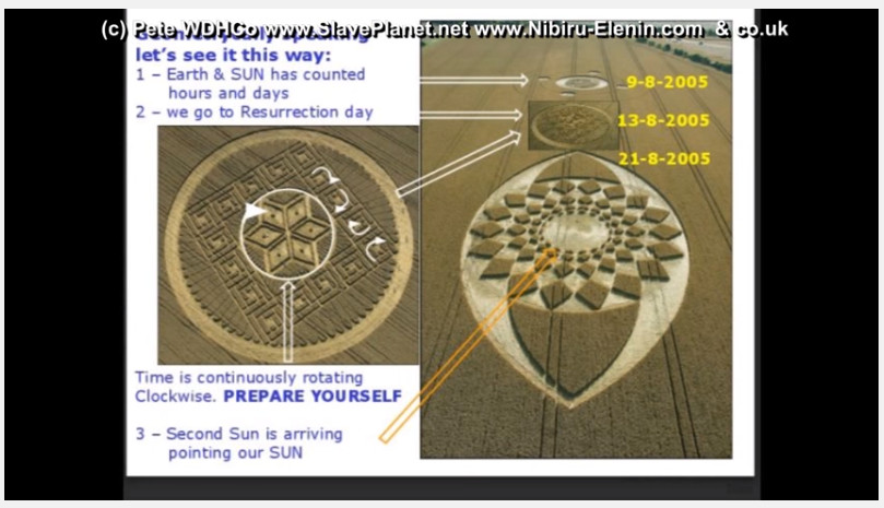 So YOU Do NOT Believe God & Crop Circle Messages Watch latest Decodes Documentary