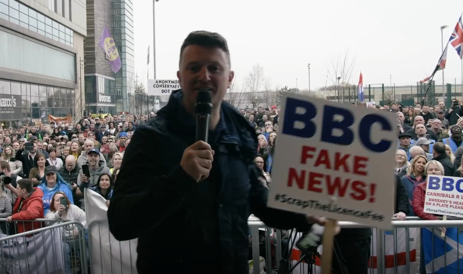 FAKE REPORTERS BBC Framing Scandal The Panorama Sleaze exposed by Tommy Robinson FULL Documentary