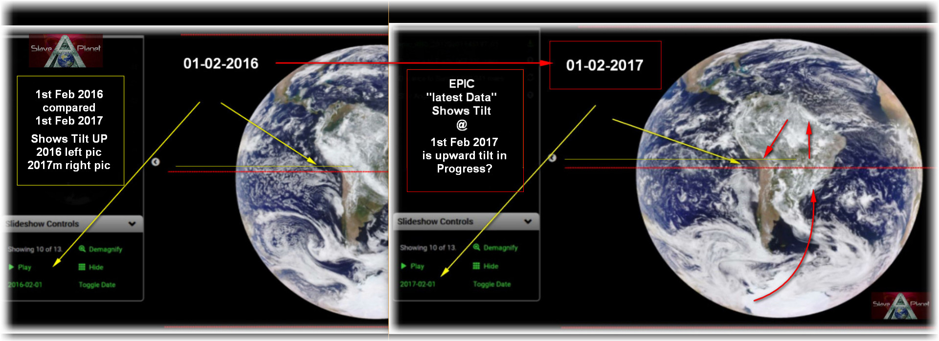 EARTH TILT l MEGA WOBBLE WARNING l FOR SERIOUS RESEARCHERS ONLY