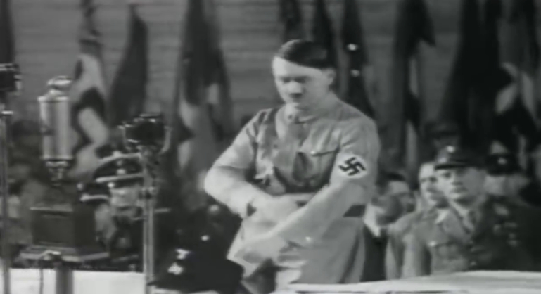 RARE Hitler Speeches Translated MAKE Important TRUTH Confirms