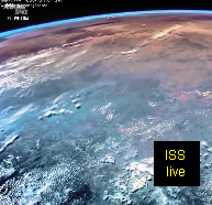 Earth From Space HDVR ISS LIVE FEED