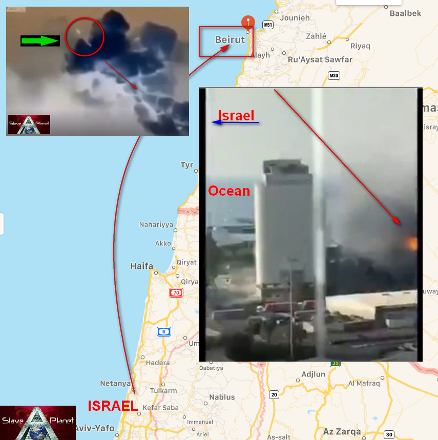 BEIRUT The Hidden DATA The Eve of Destruction as Planned maybe 2