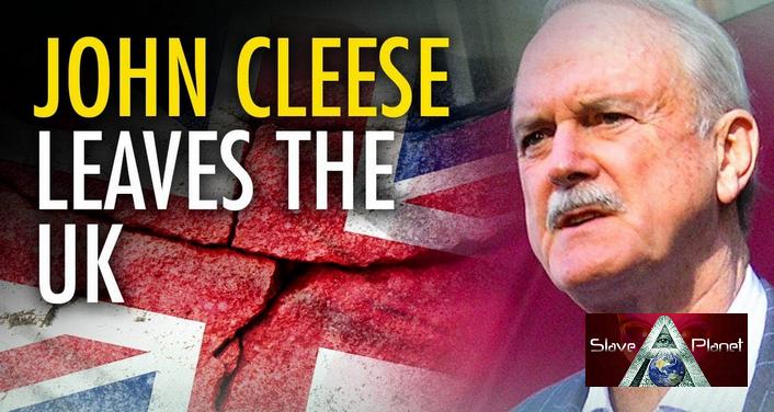 John Cleese ON UK SHITHOLE In Detailed Breakdown by Paul Watson