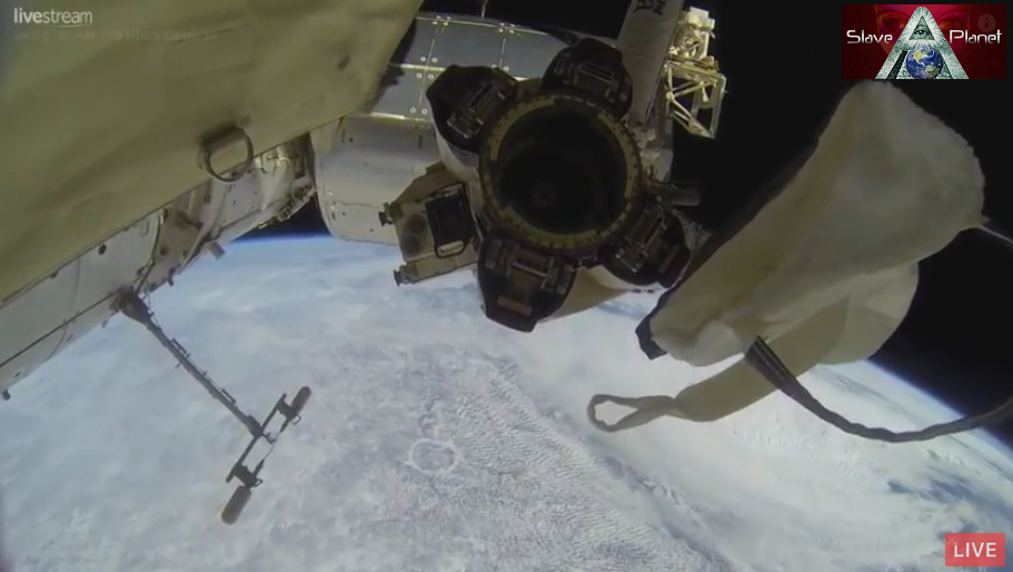 NASA Live Earth From Space(HDVR)ISS LIVE FEED