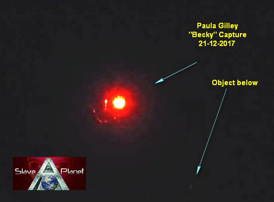 Planet X System BECKYS 4th Capture INVESTIGATED Space checks