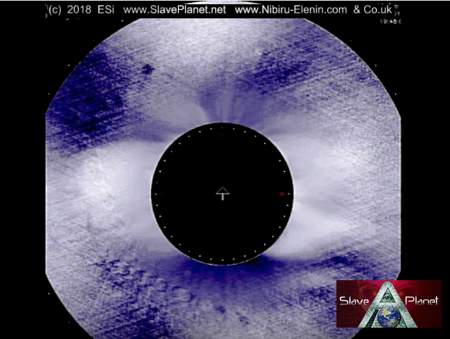 PLANET X System Update OBJECTs CAPTURED SUN Monitors