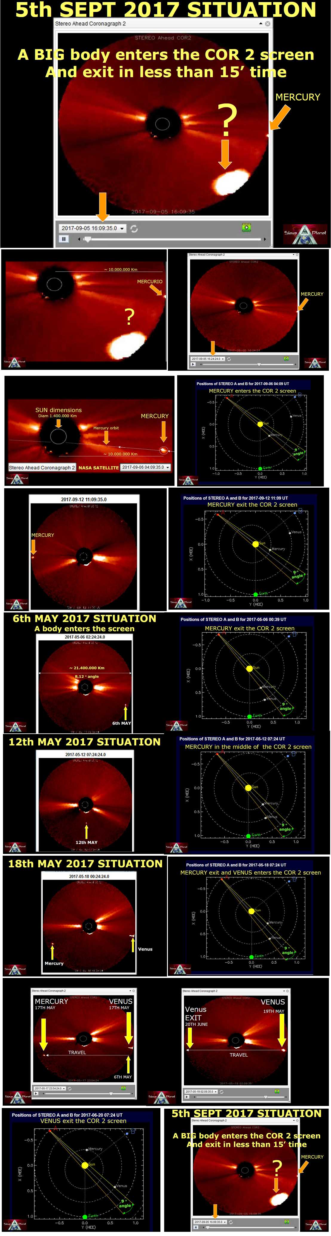Planet X Captured NASA Roberto Explains Update report