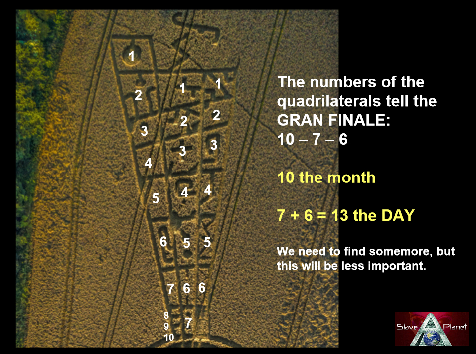 Crop Circle decode ECLIPSE August 2017 13