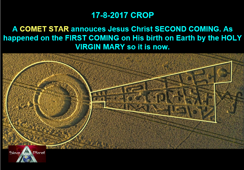 Crop Circle decode ECLIPSE August 2017 2