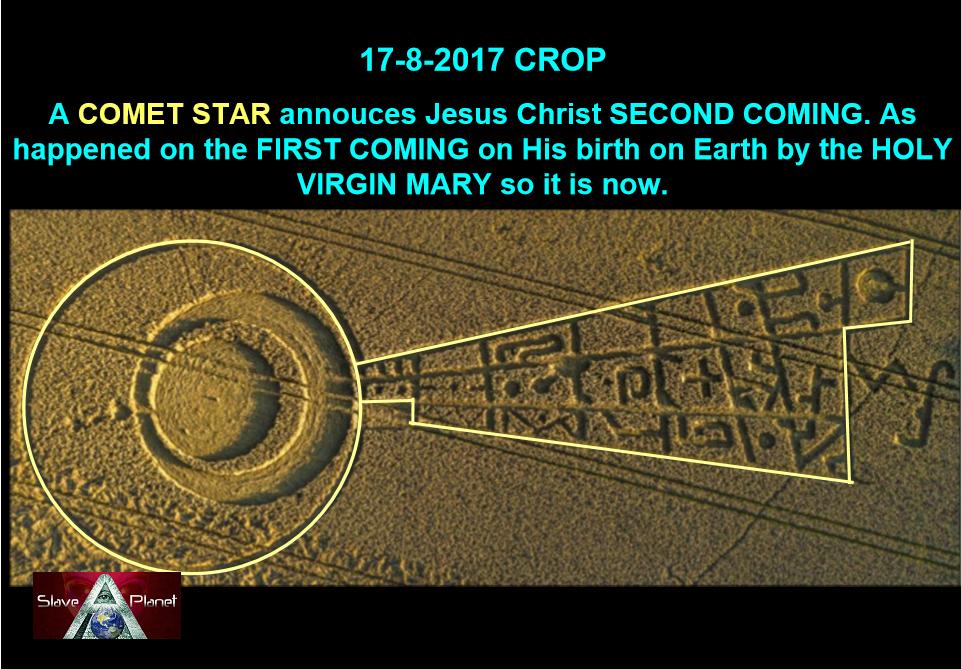Crop Circle decode ECLIPSE August 2017 2
