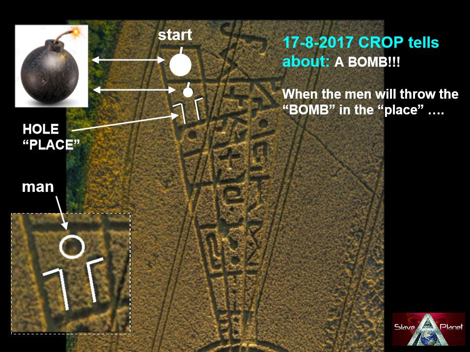 Crop Circle decode ECLIPSE August 2017 5