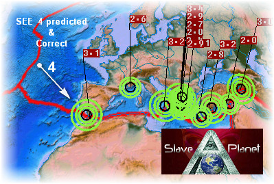Earthquake WATCH Live Feed How to Read Earthquakes the dutchsinse way