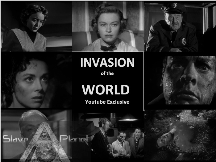 Invasion of Bodysnatchers The Worlds mini warning VIDEO