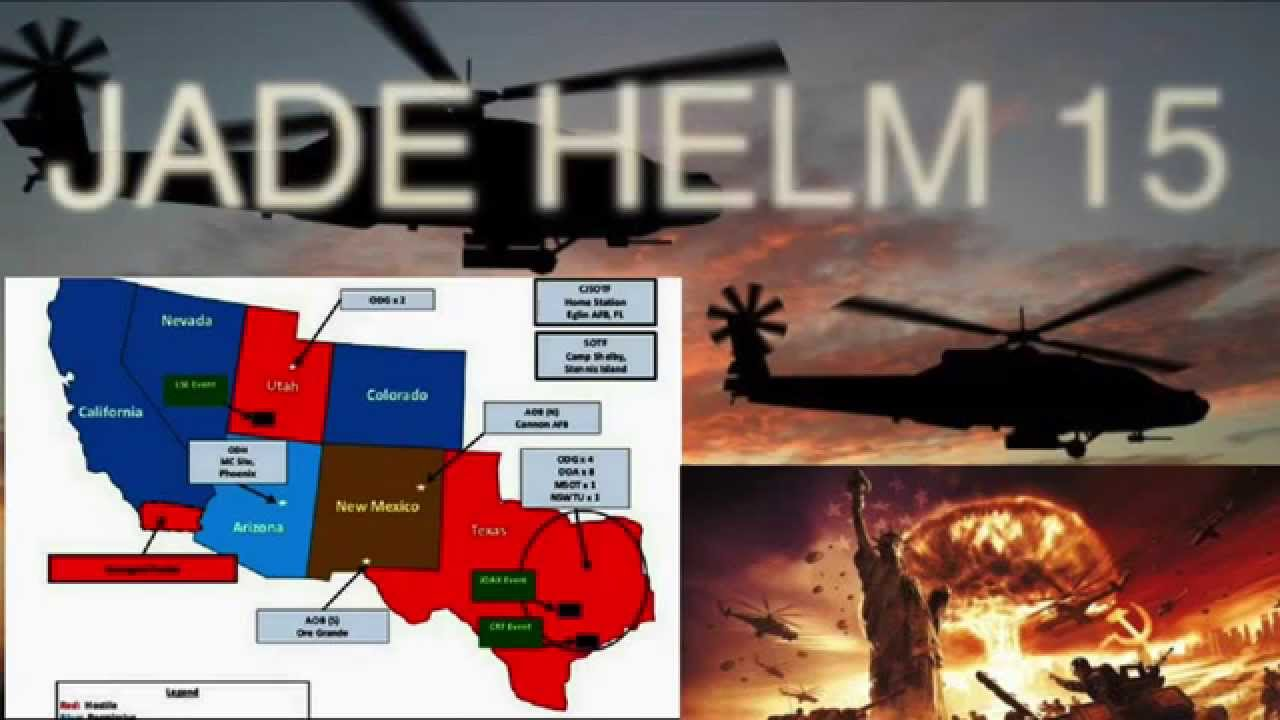 JADE HELM 15 The REALITY of what its all For as Alien Tv explain