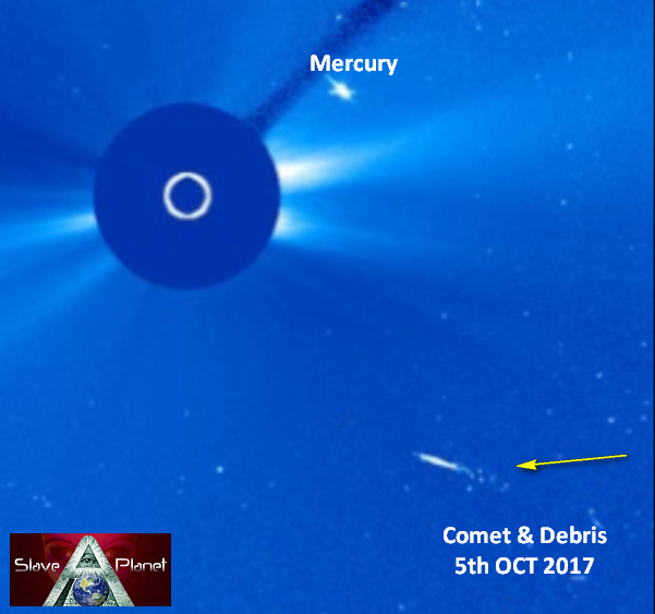 COMETH the COMETS NIBIRU Planet X segundo sol Info Update