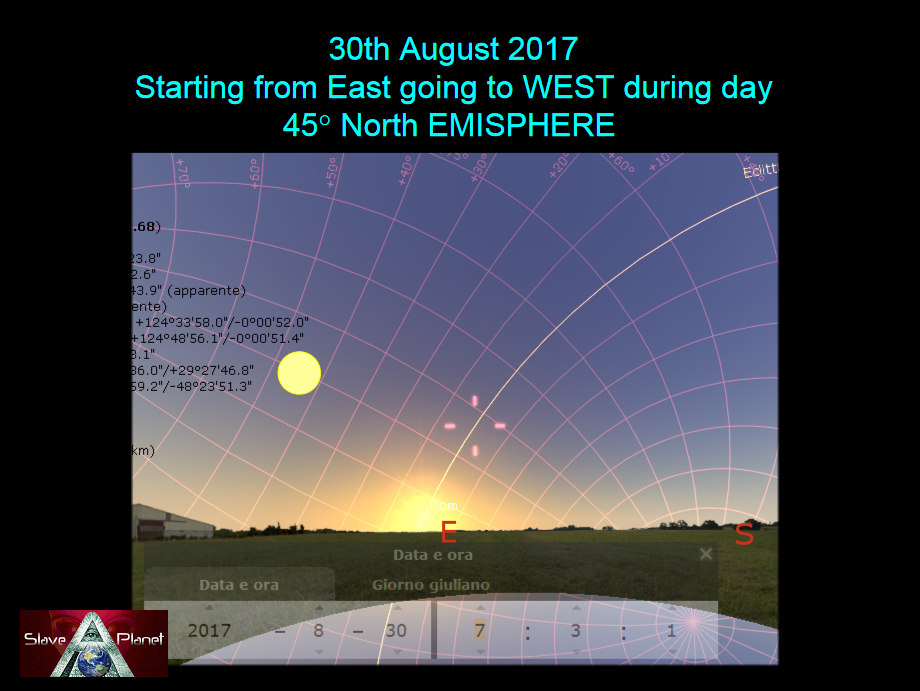 21st August SOLAR ECLIPSE crop circle messages WHERE TO LOOK for Planet X 7