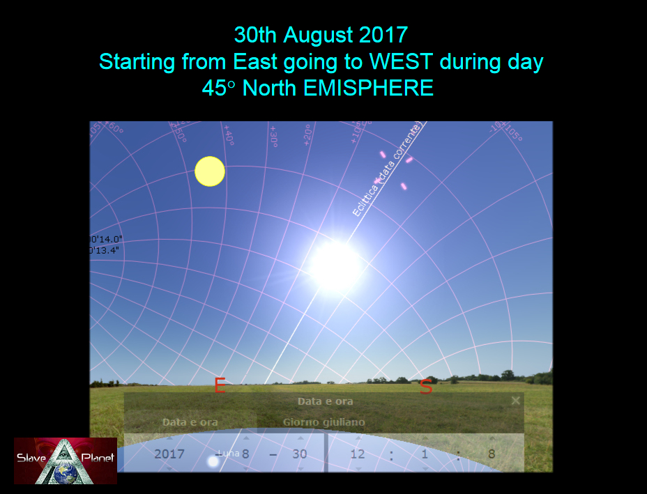 21st August SOLAR ECLIPSE crop circle messages WHERE TO LOOK for Planet X 8